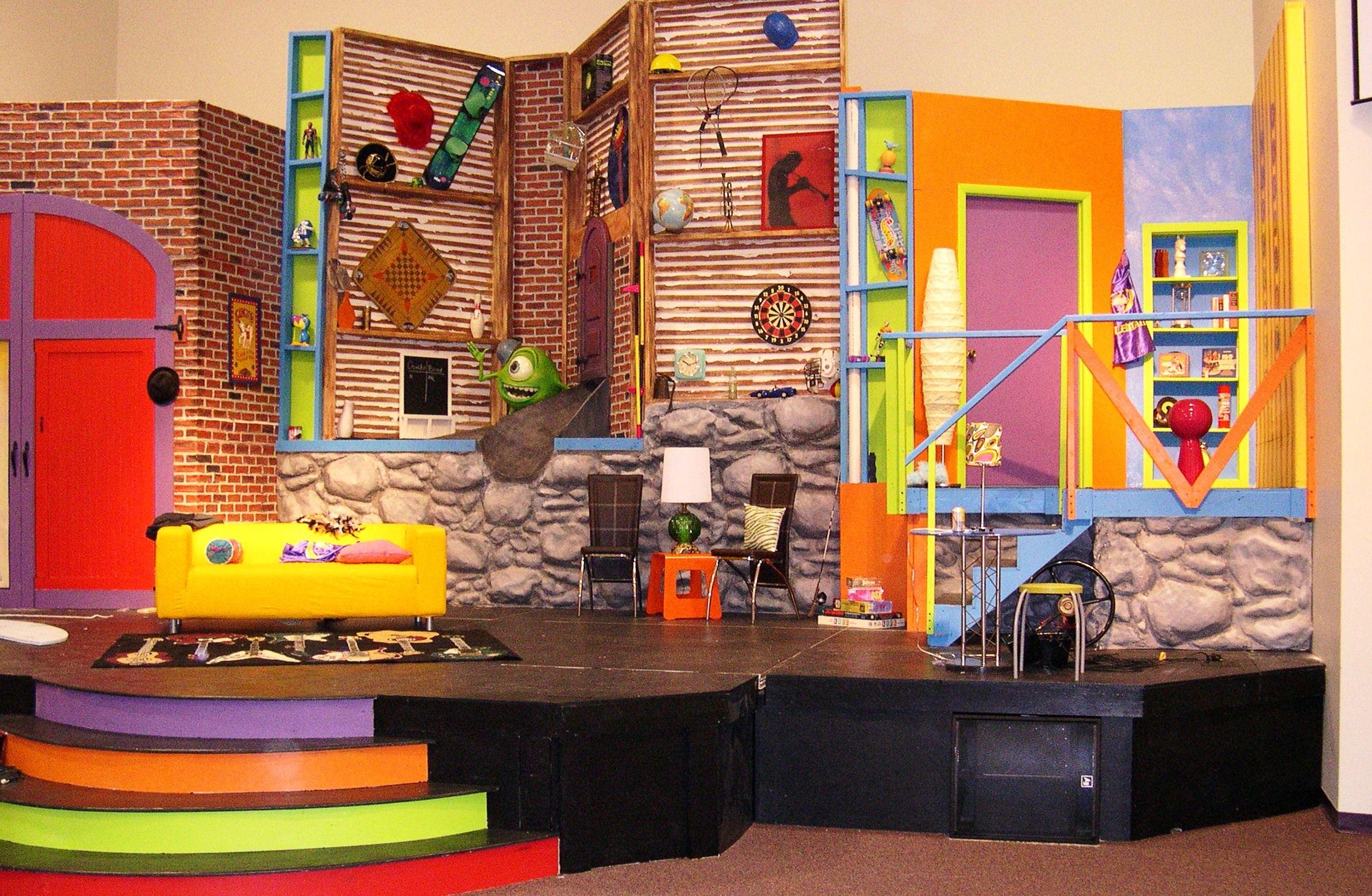 Elementary Kids Stage Idea