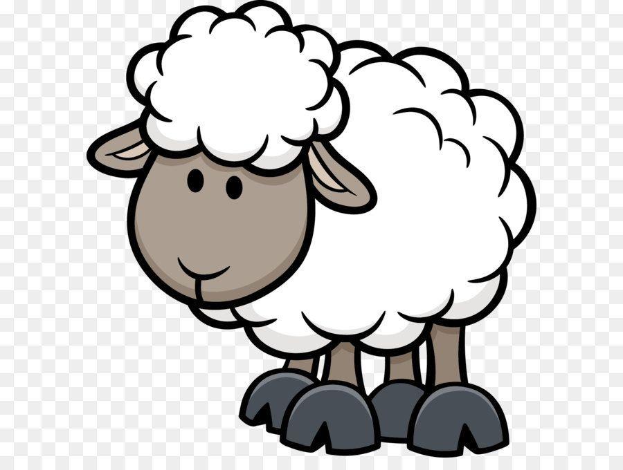 Cartoon Animals Sheep Cartoon Sheep Illustration Cartoon Animals