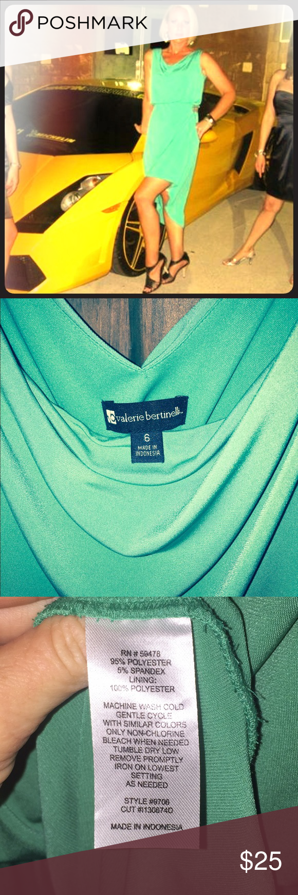 Green dress night out   Night out on the town dress   Pinterest  Sea foam and