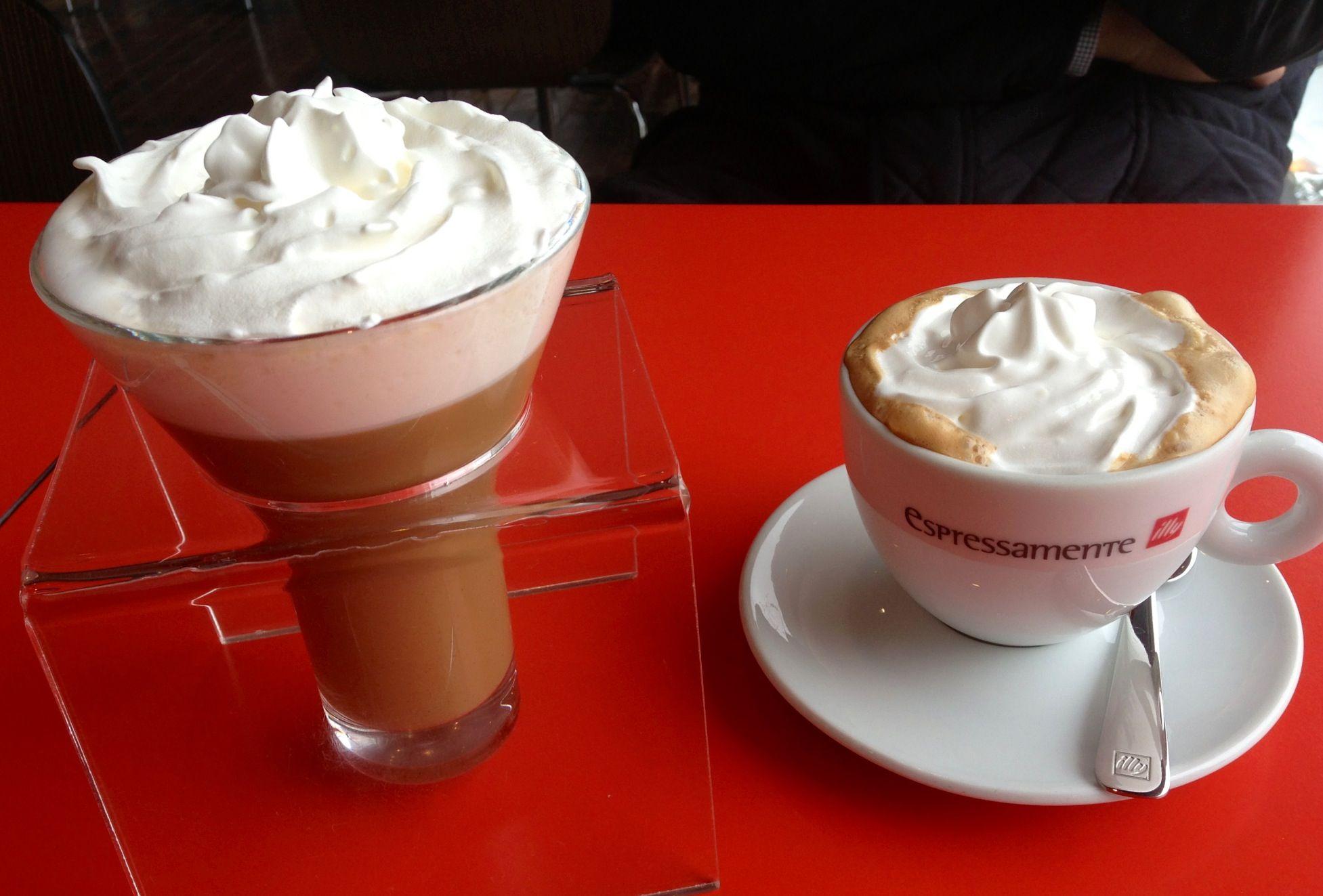 Cappuccino Viennese @ espressamente