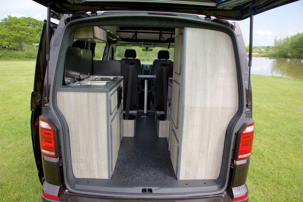 Afbeeldingsresultaat Voor T5 Lwb Floorplan Camper