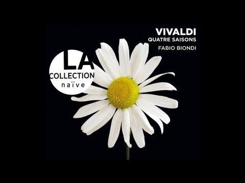 Vivaldi Quatre Saisons - Fabio Biondi
