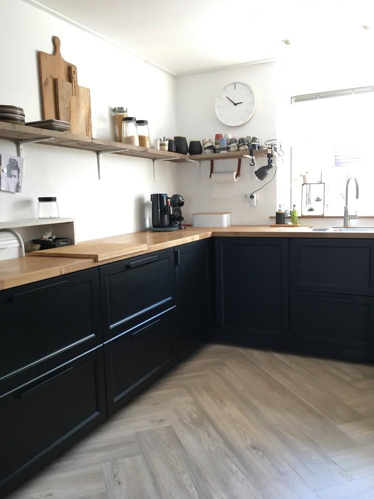 Keuken Binnenkijken Bij Huisop14 En 2020 Cuisine Moderne Cuisines Maison Et Amenagement Cuisine