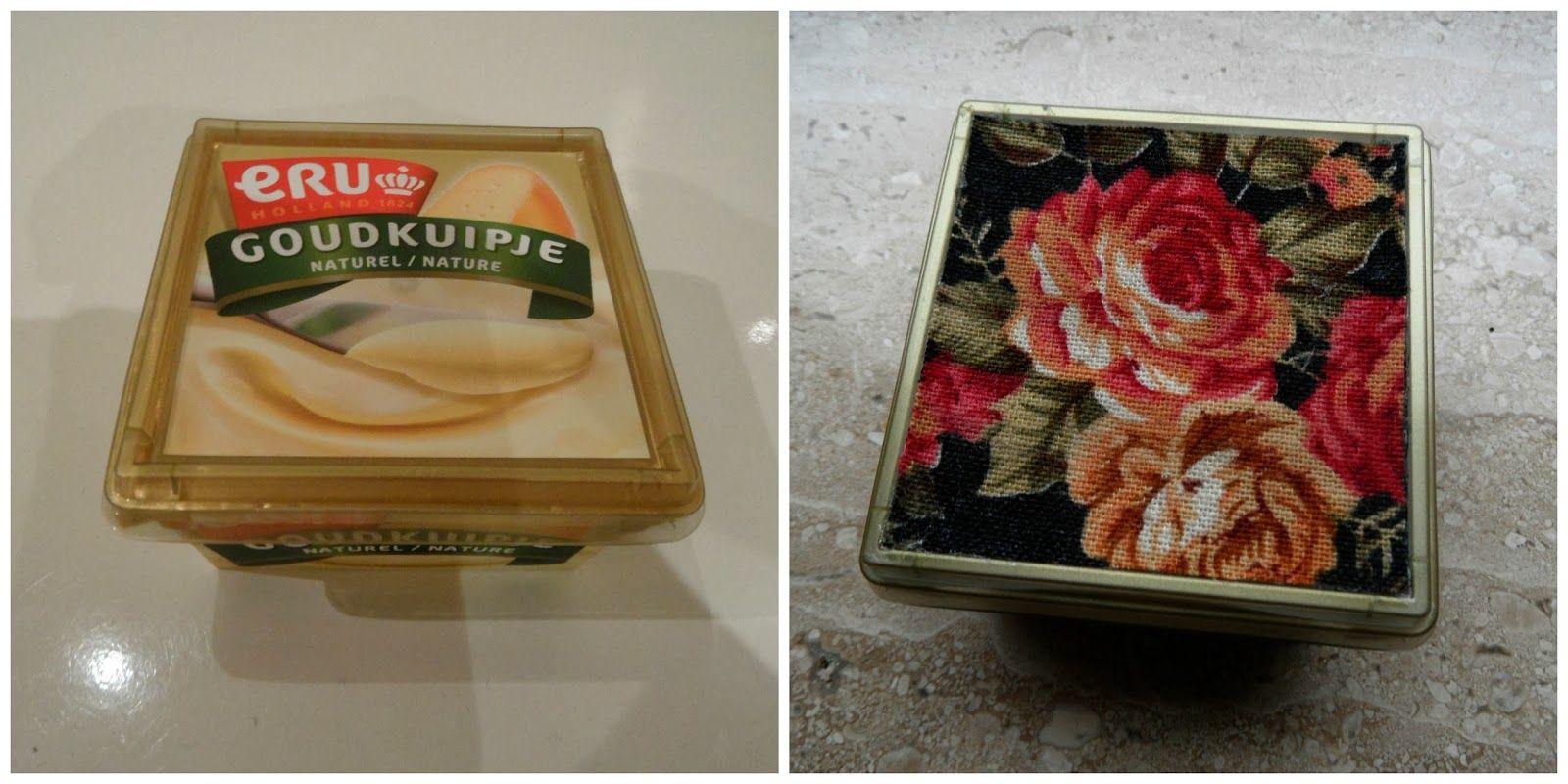 DIY: (vintage) ringendoosje