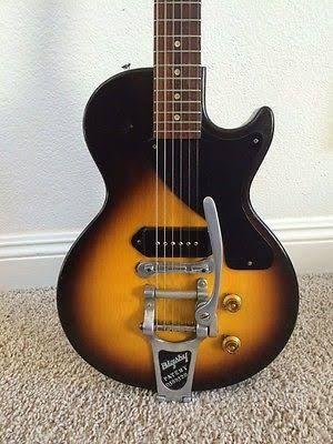 Les Paul Jr Bigsby The Great Les Paul Les Paul Jr Les Paul Guitar