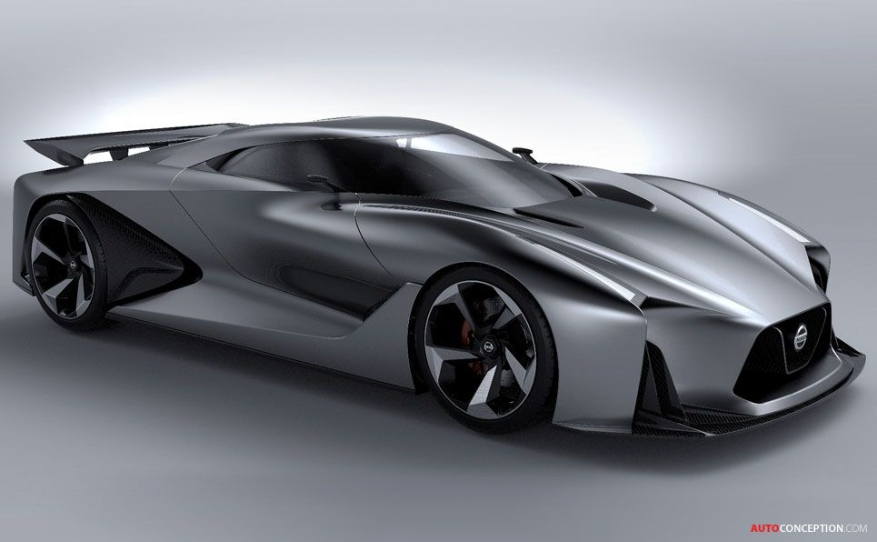 Nissan Concept 2020 Vision Grand Turismo Gtr Nissan Nissan Und Ford Gt