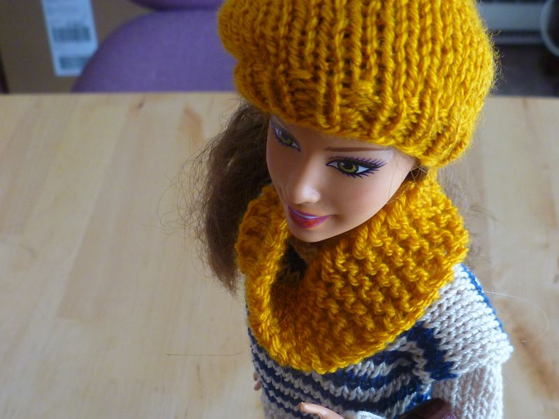 Free Knitted Barbie Doll Clothes Patterns Choice Image - knitting ...