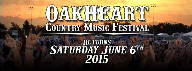Country music fest ticket giveaways