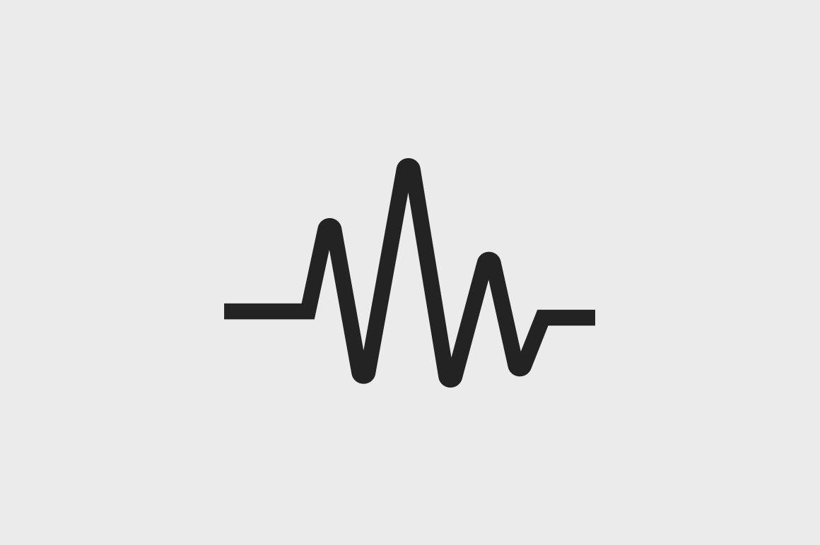 15 Sound Wave Icons Waves Icon Sound Waves Waves Logo