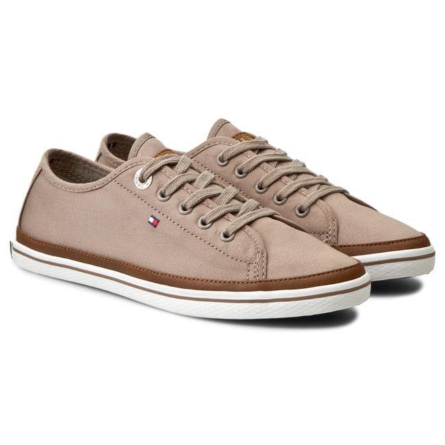 Tenisowki Tommy Hilfiger Kesha 6d Fw56820798 Fungi 058 Tommy Hilfiger Dream Shoes Hilfiger