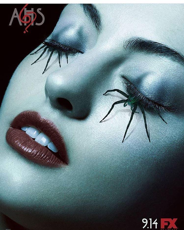 Pin By Anastasia Meiler On Makeup American Horror Story Seasons