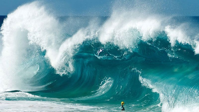 Big Scary Waves Don't Mean Death: They Are Just More Fun
