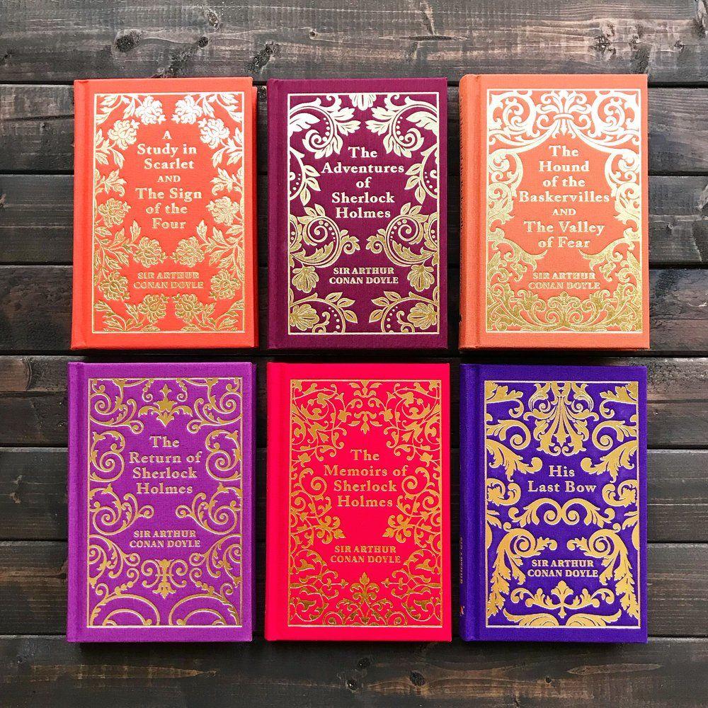 Arcturus Books Sherlock Holmes Boxed Set