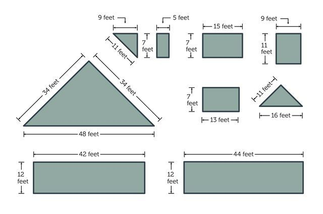 How to Calculate the Amount of Hardie Plank Siding   Fiber ...
