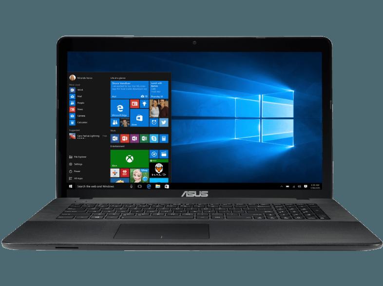 Asus F751na Ty016t Notebook Mit 17 3 Zoll Display Pentium Prozessor 8 Gb Ram 1 Tb Hdd Intel Hd Graphics 505 Schwarz Mit Bildern Notebook Zubehor Windows Desktop Speicher