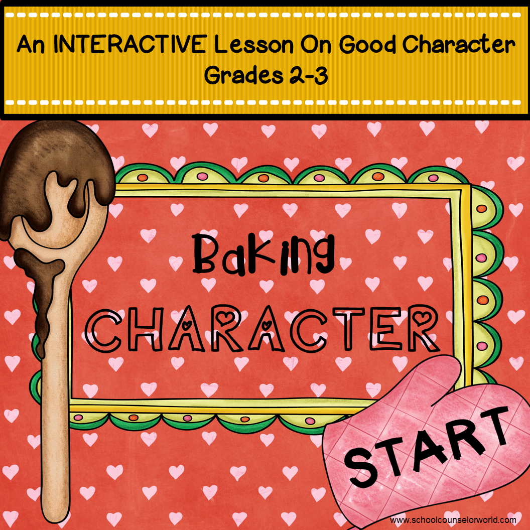 Interactive Guidance Lesson On Having Good Character For