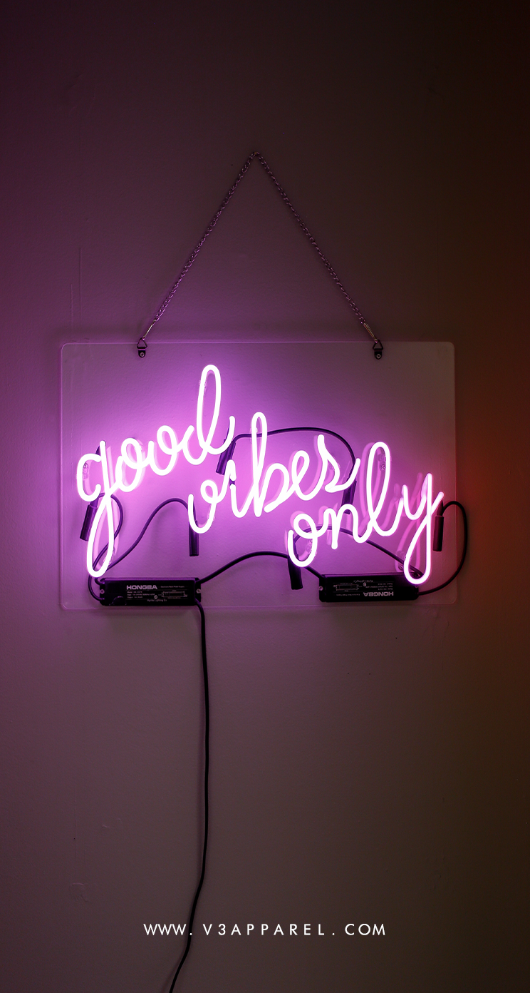 Good vibes only. Download this FREE wallpaper www