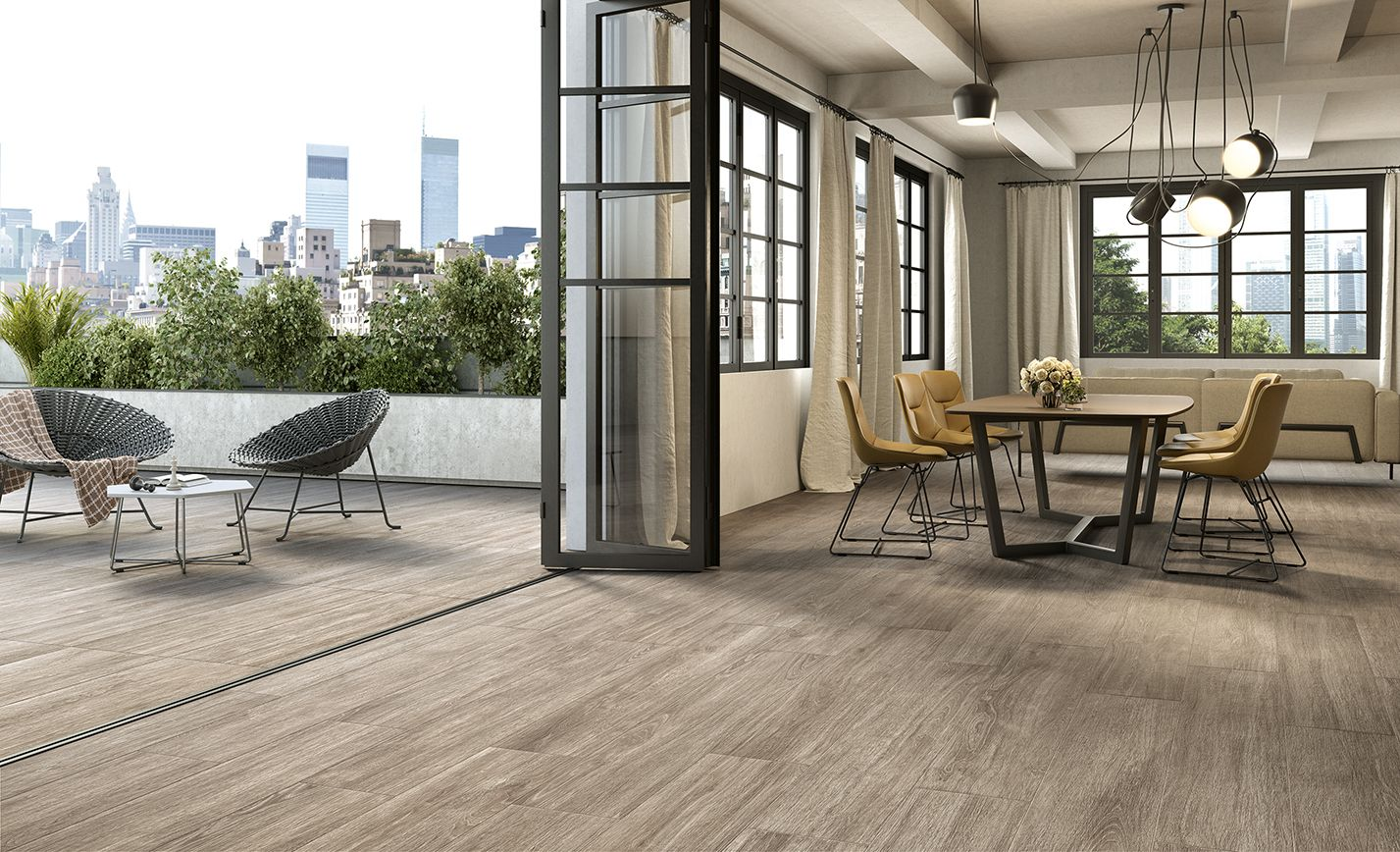 The Natural Feeling Tile from Novabell is a great example