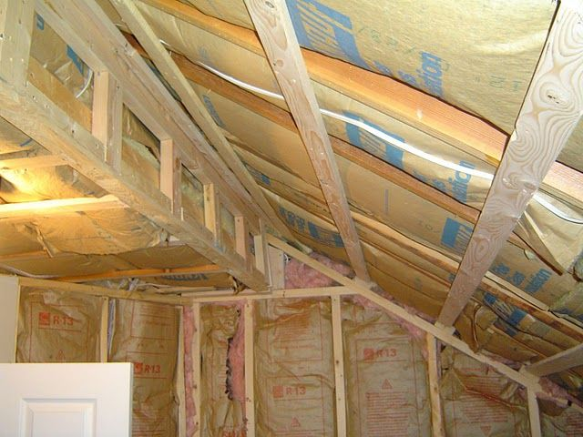Converting an attic into a bedroom is often an ideal - How to convert a loft into a bedroom ...