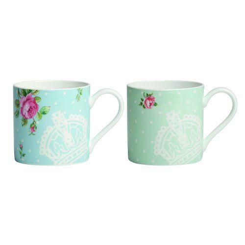 Polka Blue and Polka Rose Mugs (Set of 2) Royal Albert http://www.amazon.com/dp/B007CL3BQA/ref=cm_sw_r_pi_dp_-QIVtb0RY2C0ENYK