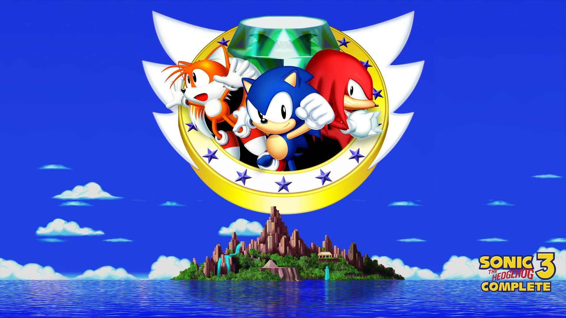 Sonic The Hedgehog Backgrounds High Quality Aniversario