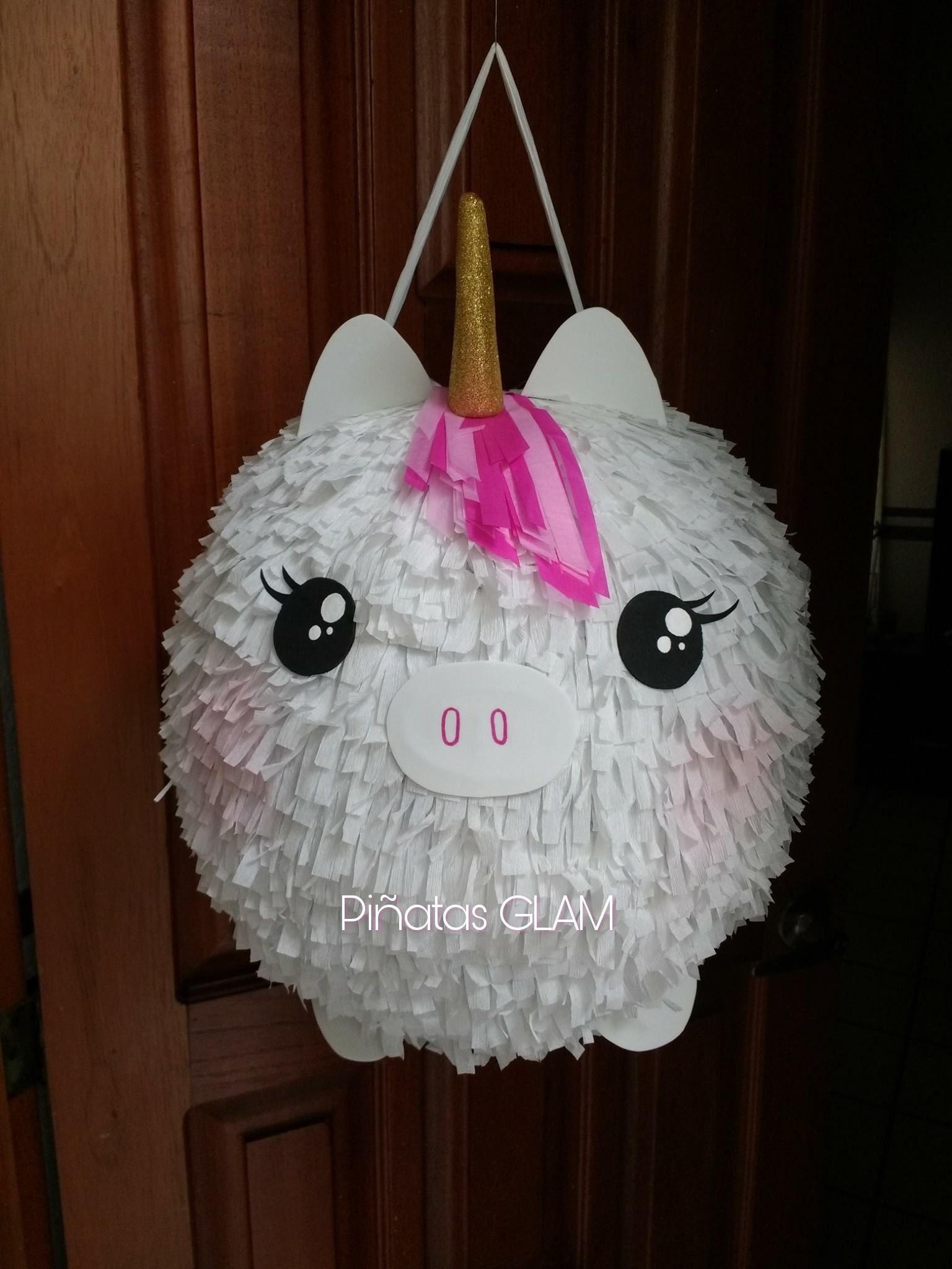 Pin De Lili Nemes En Unicorns Are Real Piñata De Globo