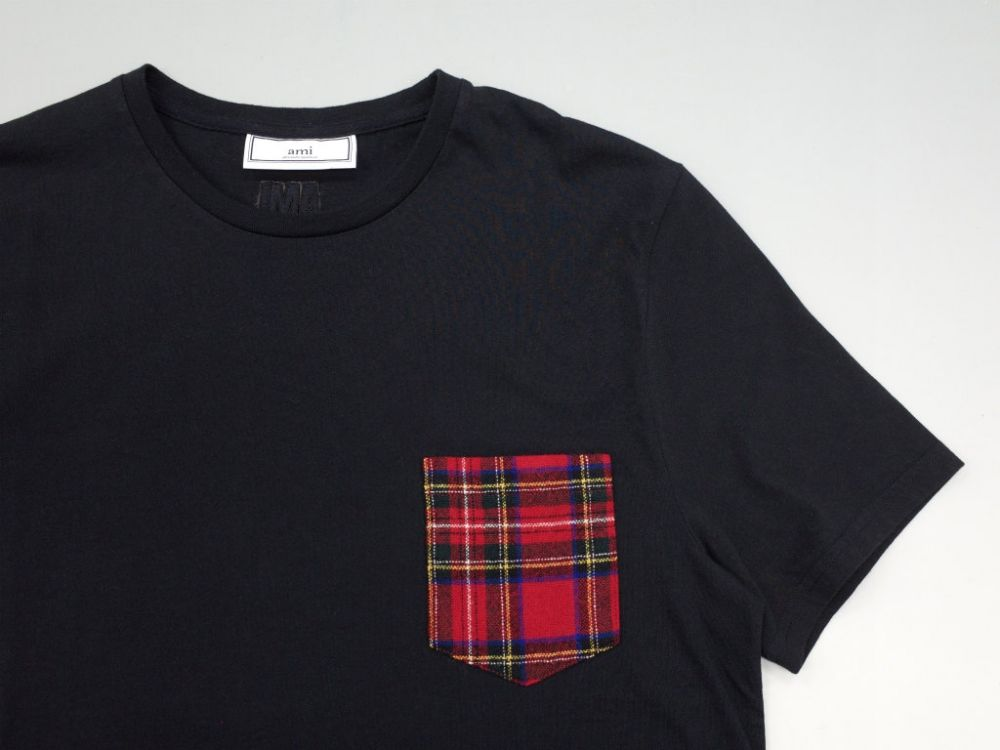 タータンチェック ポケット tシャツ - Google 検索