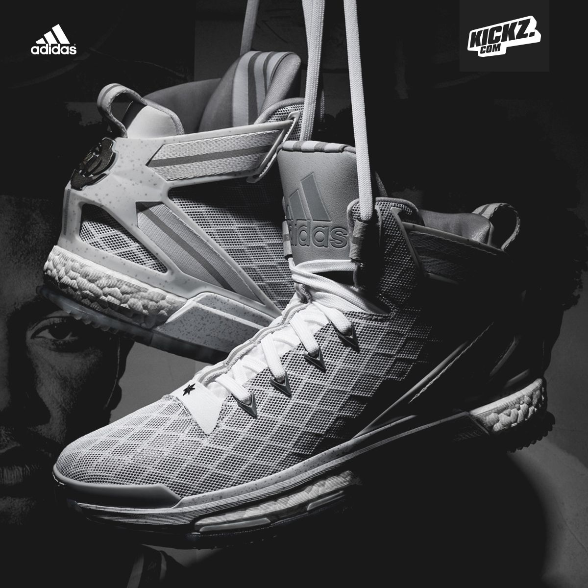 8b7ec7635a5f The Adidas D Rose 6 Boost is Derrick Rose s new weapon!