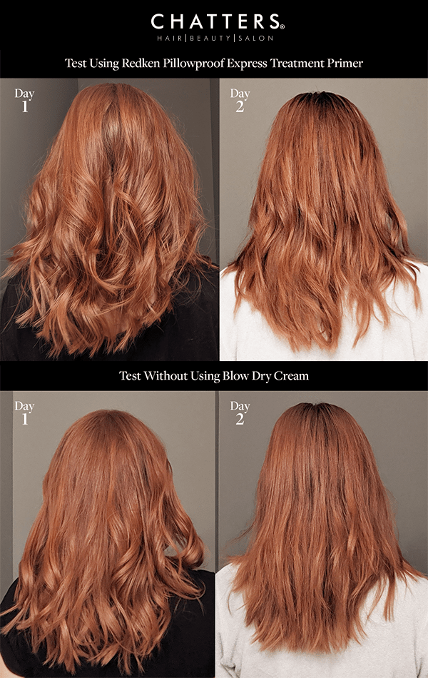 Why You Need Blow Dry Cream Hair Without Heat Hair Hacks Blow Dry Cream