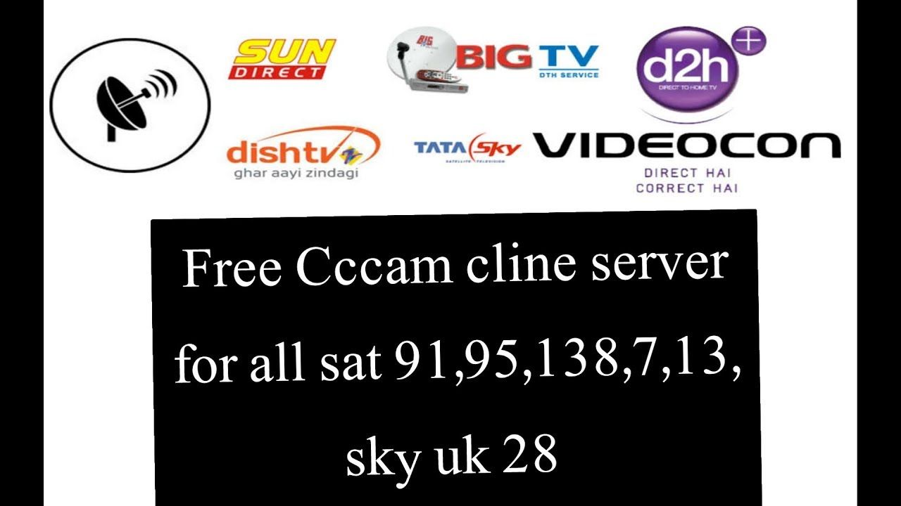 Free cccam server for all packages   Cccam cline free