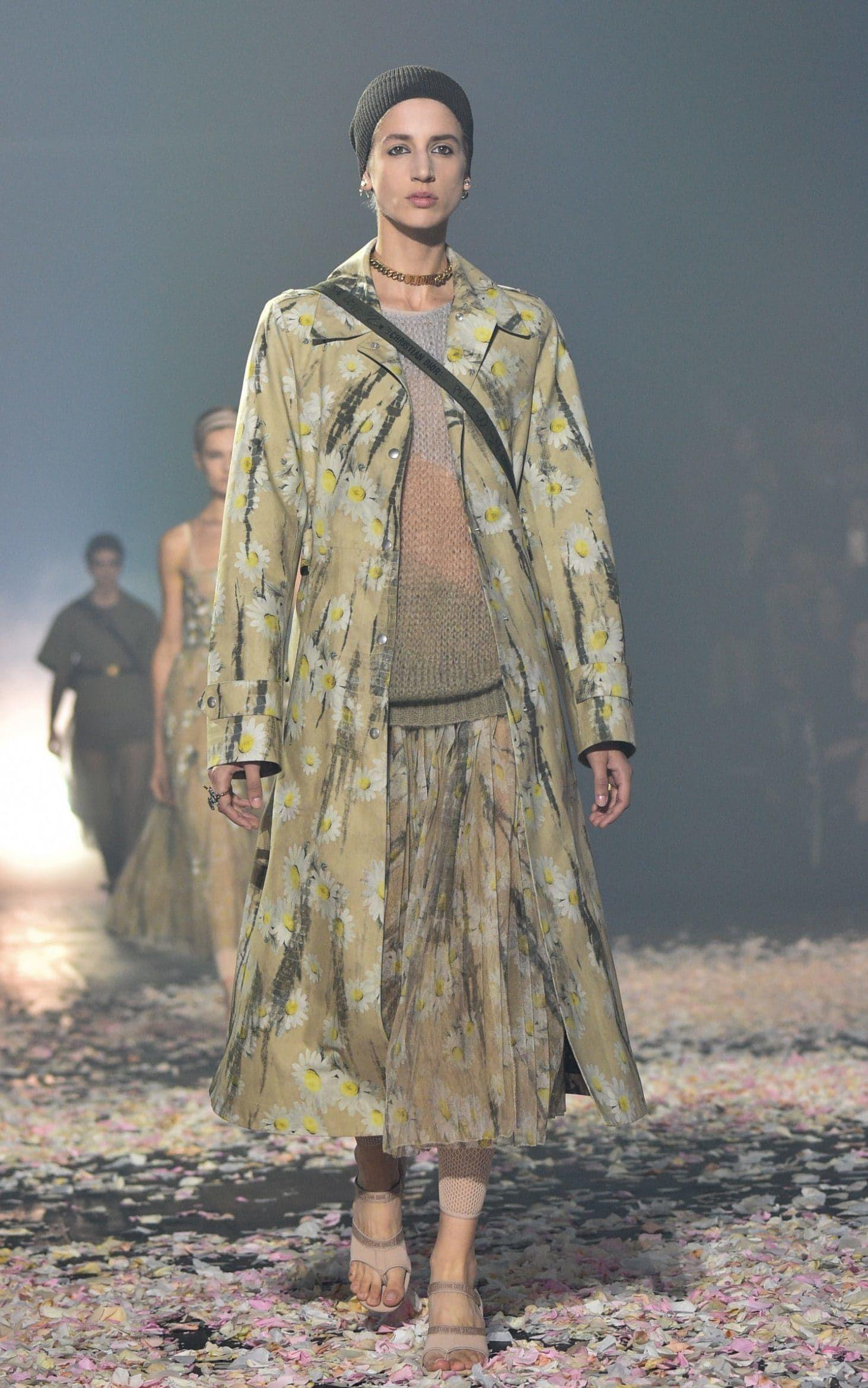 cb7a3cf0090 Paris Fashion Week  the catwalk highlights