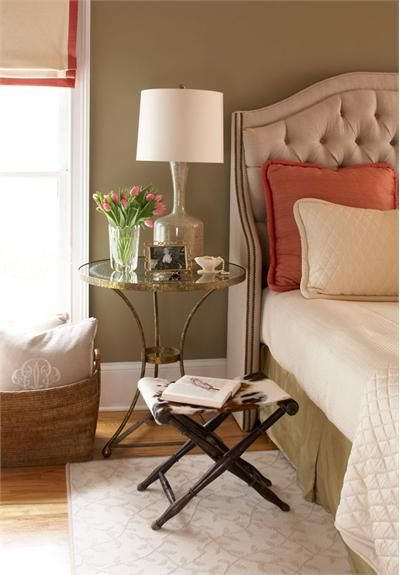 Classic Transitional Bedroom by TerraCotta Properties