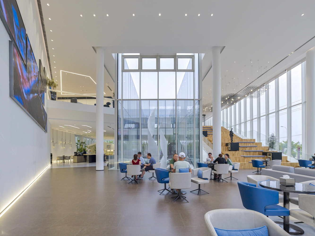 Interior Design Ideas Gallery Exhibition Gangnam