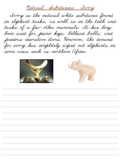 Writing Cursive Sentences Worksheets - Free and Printable | K5 ...