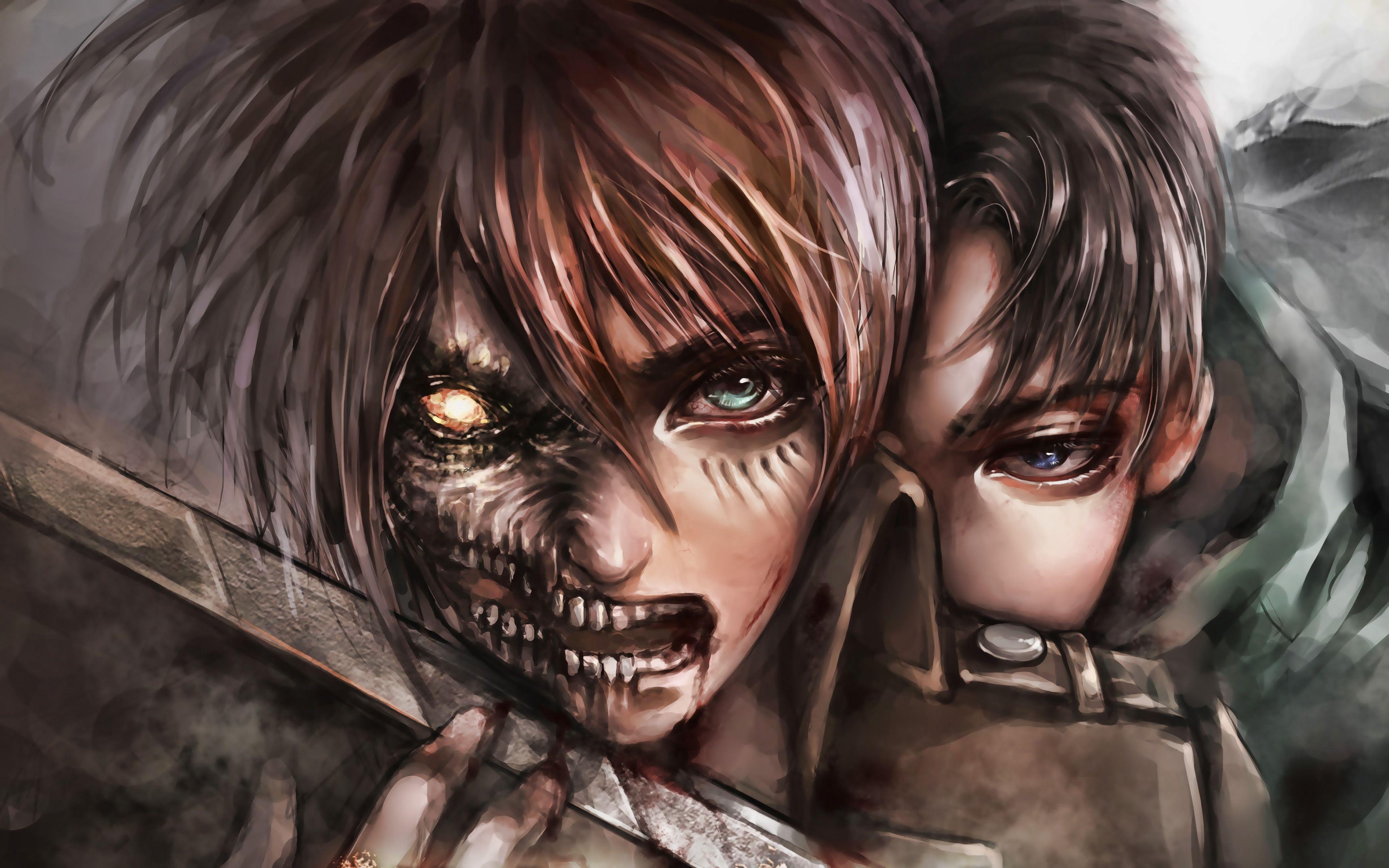 40+ Attack On Titan Season 4 Episode Release