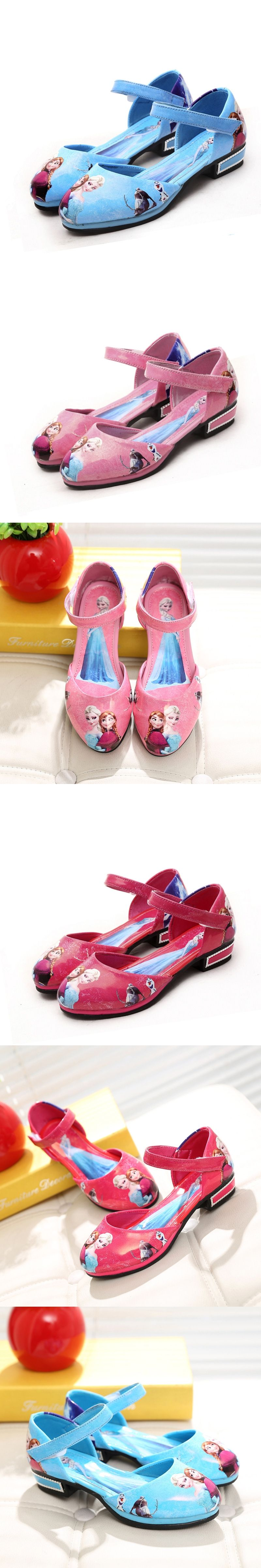 Spring Hot Sale Flower Girls Shoes Princess Single Shoes For Girl