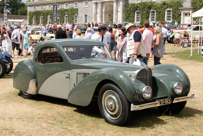 The 100 Hottest Cars of All Time | Bugatti type 57, Cars and ...