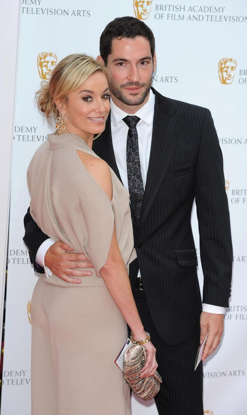 Tamzin Outhwaite split from husband Tom Ellis after his ...