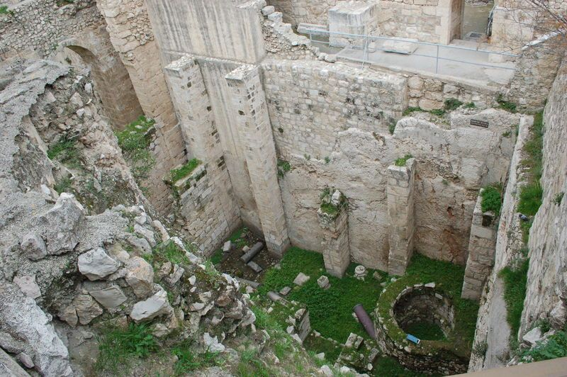 Pictures of the Pool of Bethesda FilePool of Bethesda