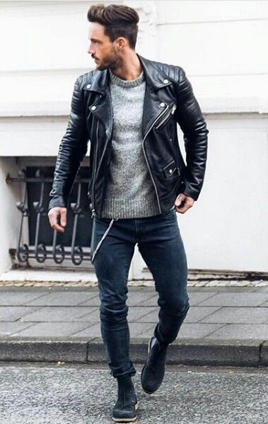 Pin By Kezia Christian Grace On Men Outfits With Images