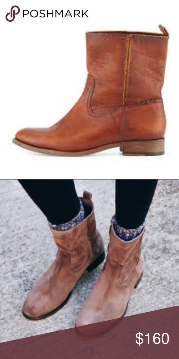 71891f7a201 ❗️LAST CHANCE❗️Frye Cara Short Boots ‼️Ending soon/Price firm ...