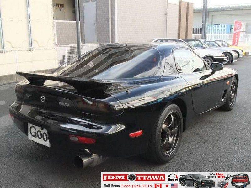 1997 JDM Mazda RX7 TYPE RS-R, FD3S | JDM Ottawa Inc, Used JDM RHD ...