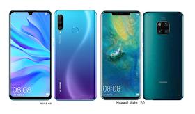Tspn1 Huawei Nova 4e Vs Huawei Mate 20 Specs Comparisons Huawei Mate Huawei Pixel Density