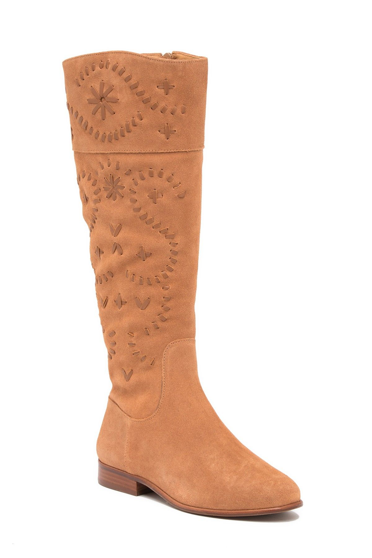 04c3afccfa71 Jack Rogers - Tara Tall Suede Boot is now 77% off. Free Shipping on orders  over  100.