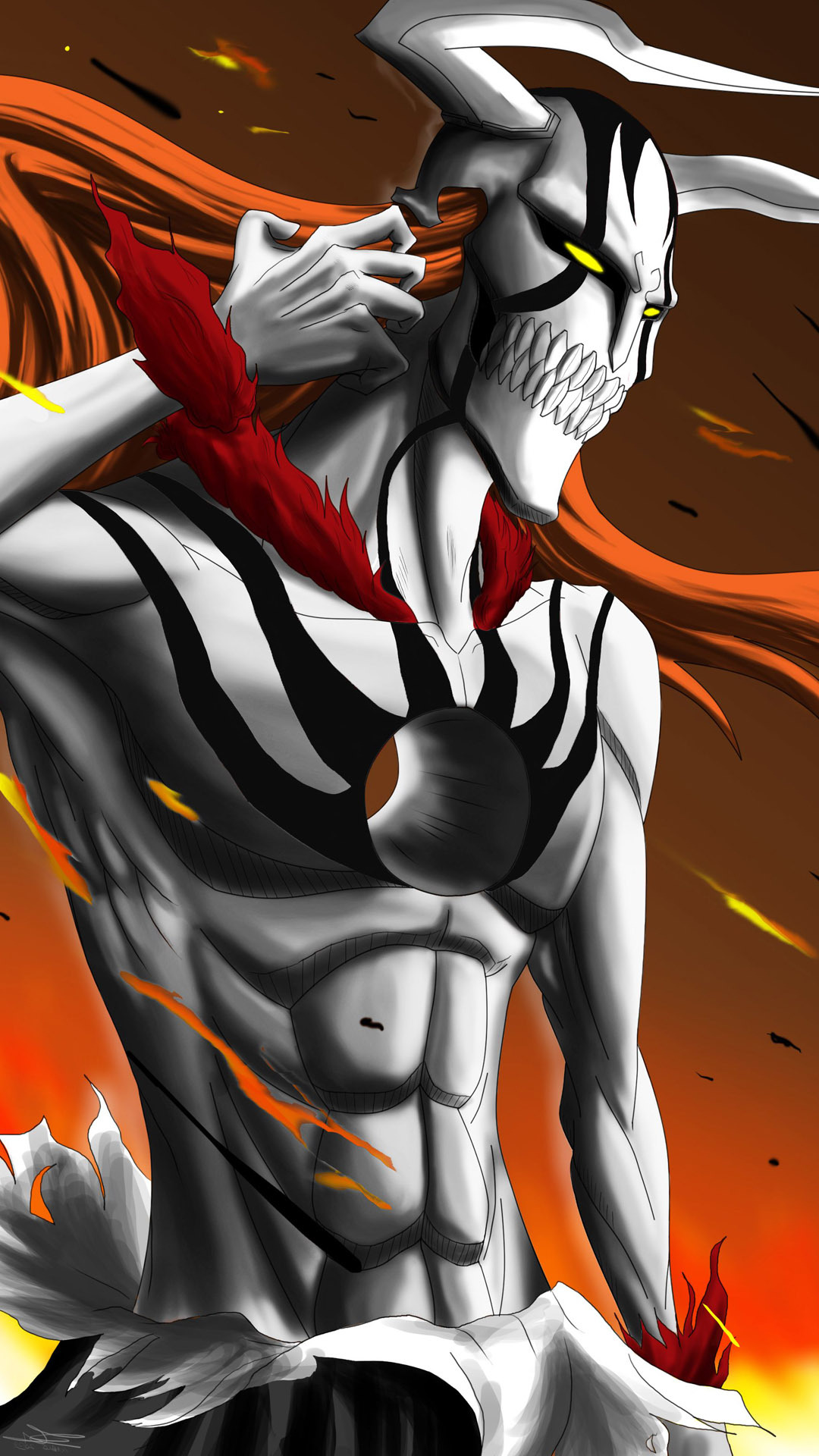 Bleach iPhone Widescreen Wallpaper. Anime wallpaper