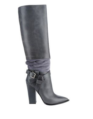 Awaiting my new boots. They'll be my only tall boots since my Balenciagas, Louboutins, and Ann Demeulemeesters were stolen.  :( :)