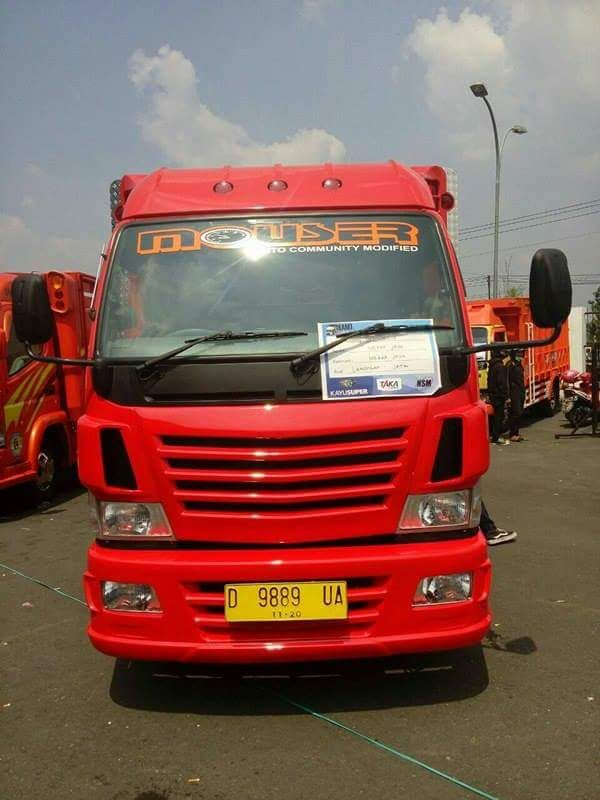 Modifikasi Truk Hino In 2021 Hino Commercial Vehicle Truck Stickers