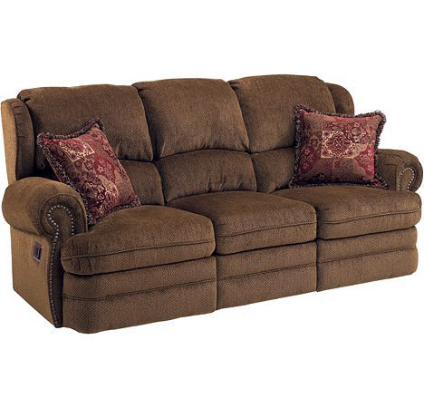 Han Double Reclining Sofa From The Collection By Lane Furniture