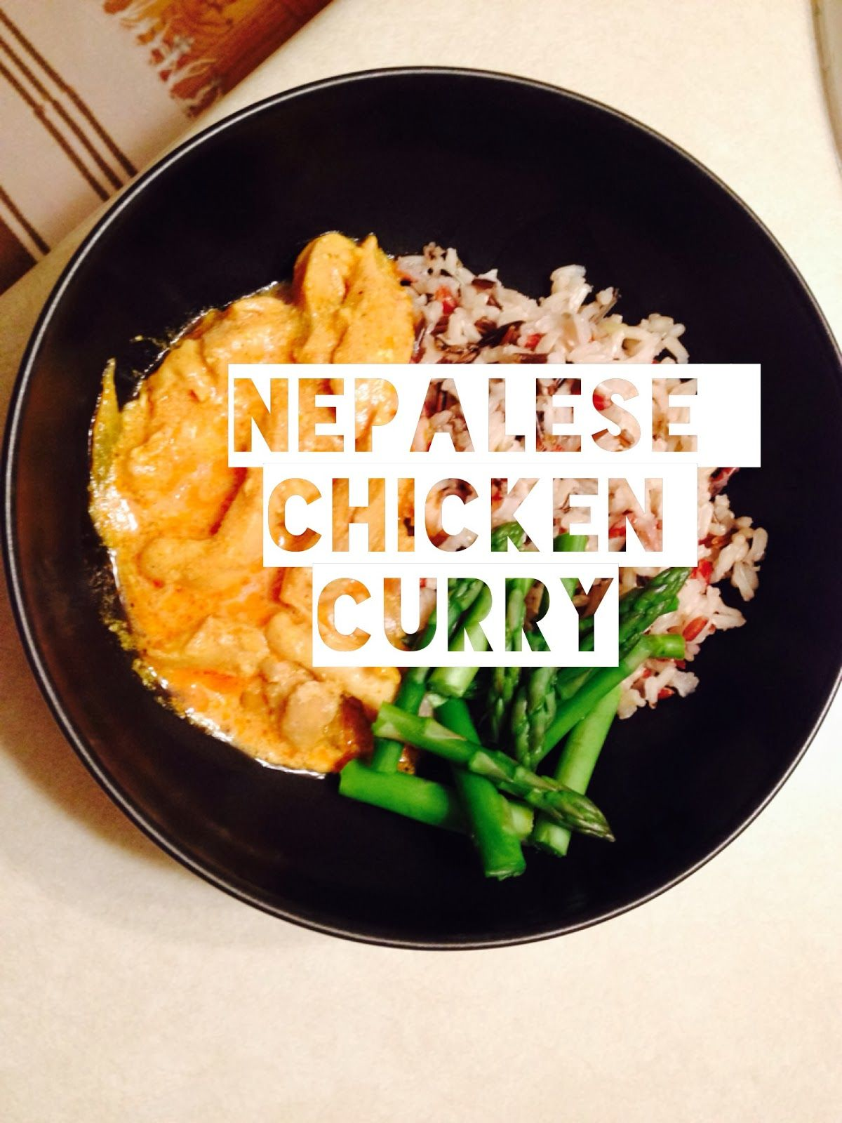 love to cook live to eat NEPALESE CURRY (With images