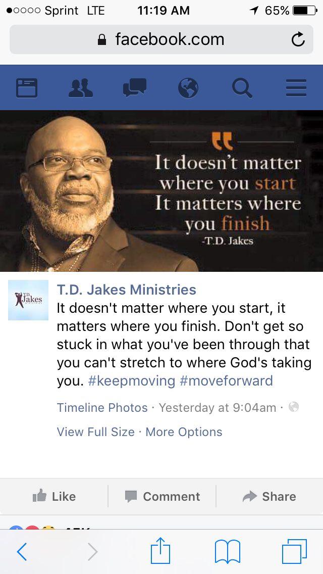 Pin by Ty Upshaw on Bishop T D  Jakes | Bishop td jakes